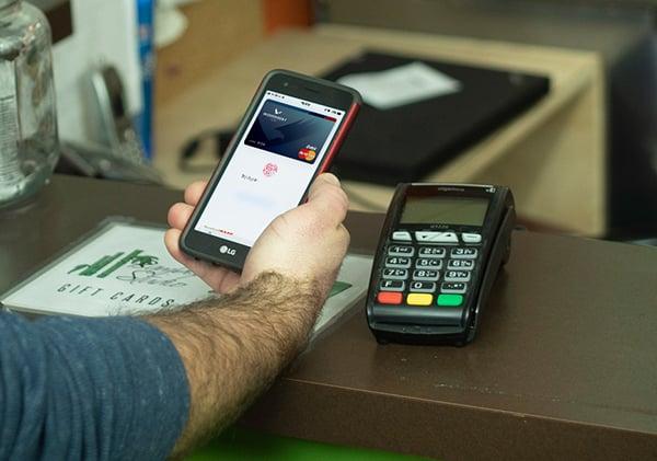 Debit Card Mobile Wallet cropped