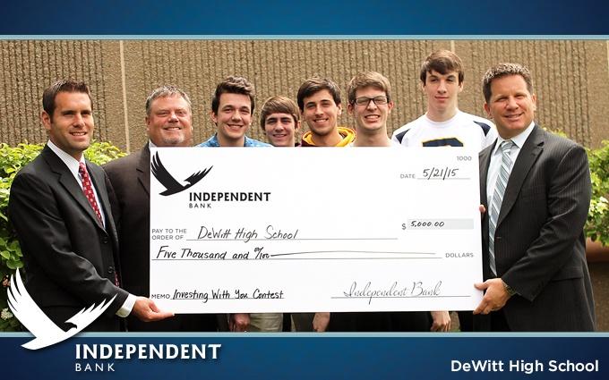 DeWitt High School