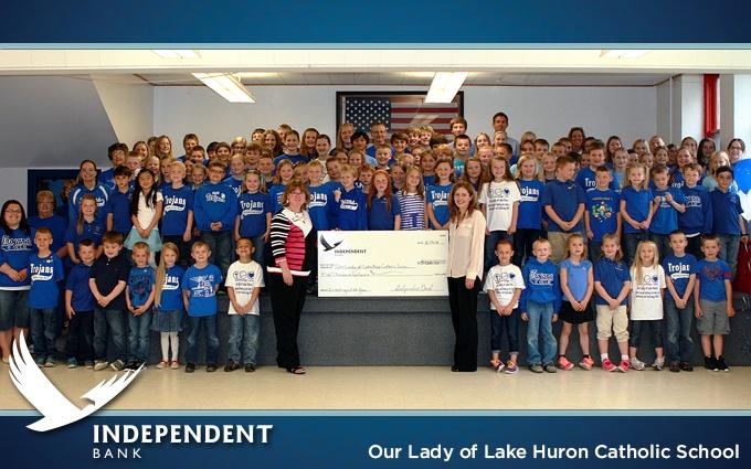 Our Ladyof Lake Huron