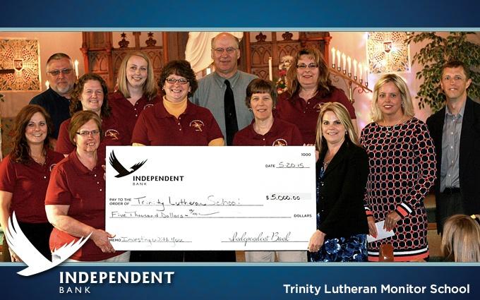 Trinity Lutheran Monitor