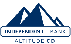 Independent bank | Altitude CD
