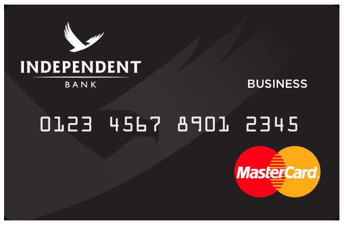 Business Debit Master Card
