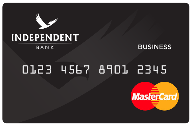 Business debit credit cards independent bank business visa credit card business debit master card colourmoves