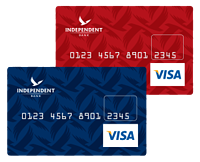 Personal Debit Amp Credit Cards Independent Bank