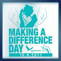 Making A Difference Day 2017