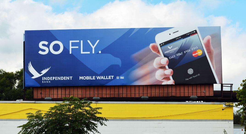 So Fly Billboard Concept