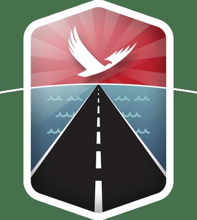 Open Road, Open Water Logo