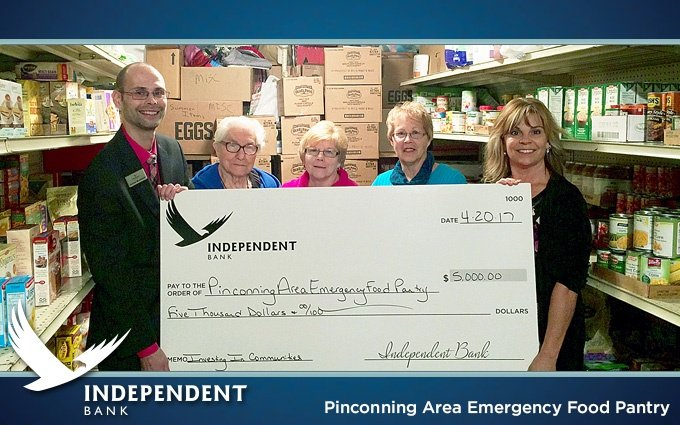 Pinconning Area Emergency Food Pantry