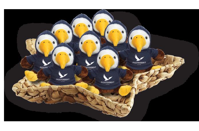 IB Plush Eagle Swift Nest