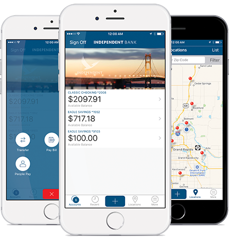 Mobile Banking | Independent Bank