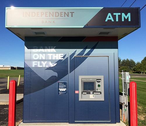 Kingston ATM